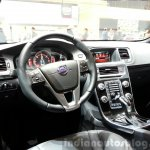 Volvo S60 Cross Country interior at the 2015 Geneva Motor Show
