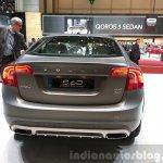 Volvo S60 Cross Country rear at the 2015 Geneva Motor Show
