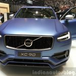 Volvo XC90 R-Design front at the 2015 Geneva Motor Show
