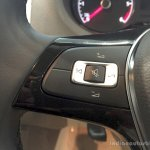 2014 VW Vento audio buttons on the steering Highline variant