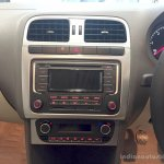 2014 VW Vento center console Highline variant