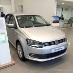 2014 VW Vento front three quarter left Highline variant