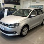 2014 VW Vento front three quarter right Highline variant