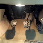 2014 VW Vento pedals Highline variant