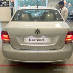 2014 VW Vento rear Highline variant