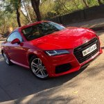 2015 Audi TT 45TFSI India spec