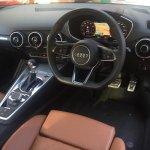 2015 Audi TT 45TFSI interior India spec