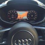 2015 Audi TT 45TFSI steering India spec