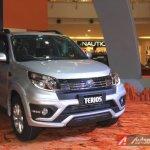 2015 Daihatsu Terios facelift front quarter