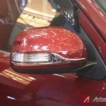 2015 Daihatsu Terios facelift wing mirror