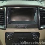 2015 Ford Everest SYNC 2 8-inch touchscreen (2015 Ford Endeavour) at the 2015 Bangkok Motor Show