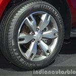 2015 Ford Everest alloy wheel (2015 Ford Endeavour) at the 2015 Bangkok Motor Show