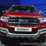 2015 Ford Everest front (2015 Ford Endeavour) at the 2015 Bangkok Motor Show