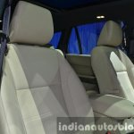 2015 Ford Everest front seat (2015 Ford Endeavour) at the 2015 Bangkok Motor Show