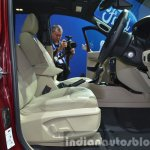 2015 Ford Everest front seats (2015 Ford Endeavour) at the 2015 Bangkok Motor Show
