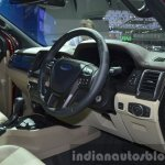 2015 Ford Everest interior (2015 Ford Endeavour) at the 2015 Bangkok Motor Show