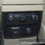 2015 Ford Everest rear AC vent (2015 Ford Endeavour) at the 2015 Bangkok Motor Show