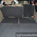 2015 Ford Everest seat folded 2015 Ford Endeavour at the 2015 Bangkok Motor Show