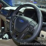 2015 Ford Everest steering (2015 Ford Endeavour) at the 2015 Bangkok Motor Show