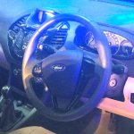 2015 Ford Figo Aspire interior dashboard close up