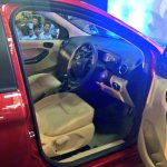 2015 Ford Figo Aspire interior driver door open