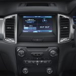 2015 Ford Ranger SYNC 2 with touchscreen press shot