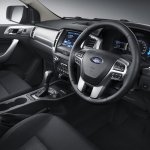 2015 Ford Ranger cabin press shot