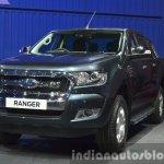2015 Ford Ranger grille at the 2015 Bangkok Motor Show