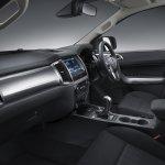 2015 Ford Ranger interior press shot