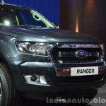 2015 Ford Ranger nose at the 2015 Bangkok Motor Show