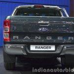 2015 Ford Ranger rear at the 2015 Bangkok Motor Show
