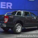 2015 Ford Ranger rear three quarter at the 2015 Bangkok Motor Show