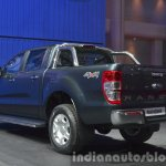2015 Ford Ranger rear three quarter left at the 2015 Bangkok Motor Show