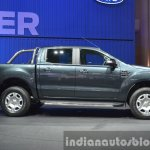 2015 Ford Ranger side at the 2015 Bangkok Motor Show
