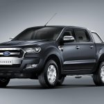 2015 Ford Ranger side image press shot