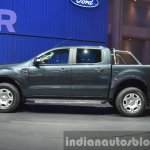 2015 Ford Ranger side profile at the 2015 Bangkok Motor Show