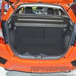 2015 Honda Jazz boot at 2015 Geneva Motor Show
