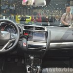 2015 Honda Jazz dashboard at 2015 Geneva Motor Show