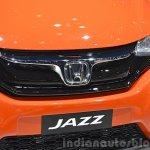 2015 Honda Jazz grille at 2015 Geneva Motor Show