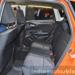 2015 Honda Jazz rear seats at 2015 Geneva Motor Show