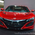 2015 Honda NSX front view at 2015 Geneva Motor Show 10.01.13 pm