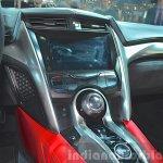 2015 Honda NSX infotainment system at 2015 Geneva Motor Show 10.01.13 pm