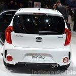 2015 Kia Picanto rear(2) view at 2015 Geneva Motor Show