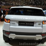 2015 Land Rover Evoque rear at the 2015 Geneva Motor Show