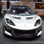 Lotus Evora 400 front view at 2015 Geneva Motor Show