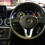 2015 Mercedes A Class A200 CDI steering