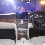 2015 Mercedes CLS dashboard from launch in India