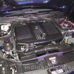 2015 Mercedes CLS engine from launch in India