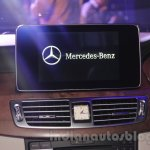 2015 Mercedes CLS free-standing display from launch in India