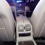 2015 Mercedes CLS rear AC vent from launch in India